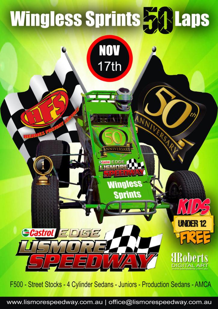 Lismore Speedway