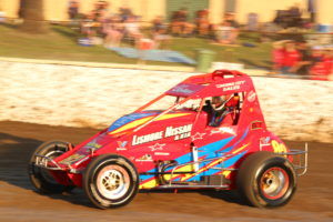 Wingless Sprintcar 50 Lap Grand Prix, AMCA Nationals Andrew Walker Shield @ Lismore Speedway