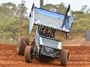 NSW Winged 410 Sprintcar Rumble